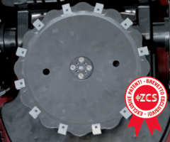ZCS patented blade (Optional)